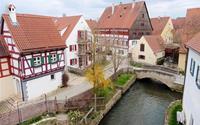 Đến thăm 'thị trấn kim cương' ở Đức