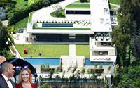 Siêu biệt thự 135 triệu USD của vợ chồng Beyonce
