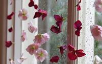 """9 cách trang trí cửa sổ đơn giản mà đẹp đến """"lay động"""" con tim"""