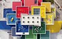Tòa nhà Lego khổng lồ ở Đan Mạch