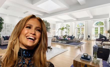 Bên trong căn penthouse lộng lẫy của Jennifer Lopez ở New York