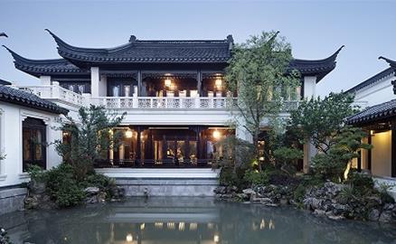 Ngỡ ngàng biệt phủ lộng lẫy như tiên cảnh của tỷ phú Jack Ma