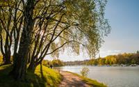 Những 'lá phổi xanh' đẹp như thiên đường giữa lòng thành phố