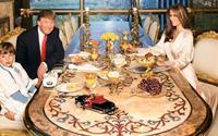 'Đột nhập' biệt thự dát vàng, nạm kim cương của tổng thống Donald Trump