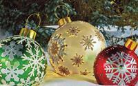 Đồ trang trí quá khổ - Item cực hot cho không gian nhà bạn trong Giáng sinh năm nay