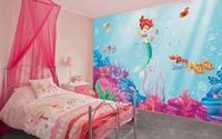 Những ý tưởng độc lạ làm đẹp phòng bé nhờ tranh vẽ