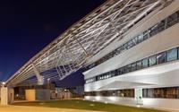 Tòa nhà vận hành bằng năng lượng địa nhiệt và năng lượng mặt trời