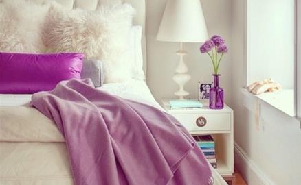 'Sưởi ấm' phòng ngủ mùa Đông với màu sắc hot nhất đầu năm 2018