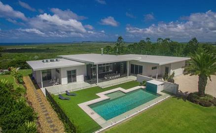 Bên trong biệt thự Miley và chồng sắp cưới đang sống ở Australia