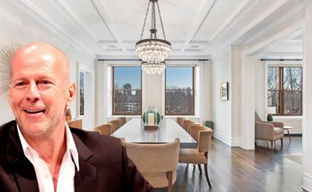 Chiêm ngưỡng căn hộ gần 18 triệu đô của ngôi sao Bruce Willis ở Manhattan