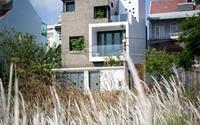 Căn nhà phố hiện đại, yên tĩnh ở ngoại ô Sài Gòn