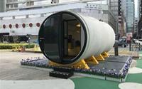 Những ngôi nhà siêu nhỏ trong ống bê tông là giải pháp vi mô về nhà ở