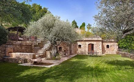 Ngôi nhà đẹp như mơ của tài tử Johnny Depp