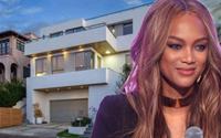 Siêu mẫu Tyra Banks tậu biệt thự giá gần 160 tỷ đồng