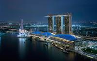 Khách sạn đắt nhất Singapore, phòng tổng thống hơn 15.000 USD/đêm