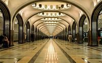 Khám phá ga tàu điện ngầm Moscow mùa World Cup