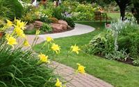 Những điều cần biết khi thiết kế sân vườn ngoài trời