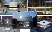Những cửa hàng của Apple đẹp và sang trọng nhất thế giới