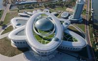 Ngợp mắt trước những công trình kiến trúc ấn tượng ở Triều Tiên