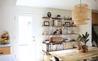 Phép màu khi cải tạo phòng bếp: Từ cũ rích, nặng nề đến thanh lịch vạn người mê