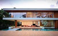 Biệt thự trang trí bằng gỗ ấn tượng