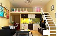 Cách thiết kế nhà có gác lửng đúng tiêu chuẩn