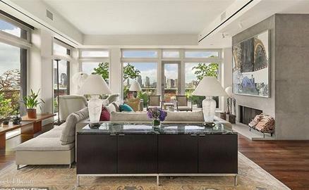 Cận cảnh căn hộ penthouse bạc tỷ sang trọng của Meryl Streep