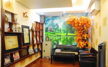 Nhà ở trung tâm Sài Gòn tích cóp từ 30 năm đi diễn của Tấn Beo