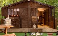 Nhà trọ được làm từ 1,5 tấn chocolate