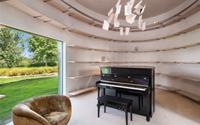 Cận cảnh ngôi nhà đẹp hoàn hảo có giá 250 tỷ đồng