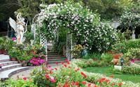 Khu vườn rộng 5000m² đẹp như cổ tích được cải tạo từ bãi đất hoang của người đàn ông 70 tuổi