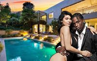 Kylie Jenner và bạn trai chung tiền tậu biệt thự 13 triệu USD