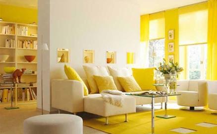 'Thấp thỏm' với 5 màu trang trí nhà, vừa tụ âm khí vừa rước lo âu