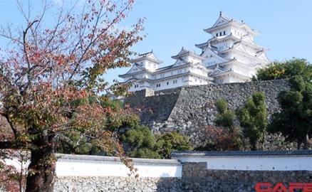 Lâu đài Himeji, điểm du lịch không thể bỏ qua khi đến Nhật Bản