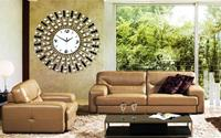 Lỗi treo đồng hồ phòng khách làm chặn vận may, 'thổi bay' sức khỏe