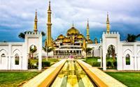 Ngắm 9 nhà thờ hồi giáo Malaysia đẹp tựa như xứ sở nghìn lẻ một đêm