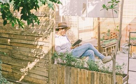 """8X Việt biến khu vườn 20m2 thành """"thiên đường"""" an yên khiến ai cũng muốn tới ở 1 lần"""