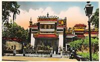 Ảnh cực hiếm về chùa Ngọc Hoàng ở Sài Gòn xưa