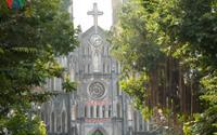 Chiêm ngưỡng các nhà thờ lớn ở Hà Nội trong mùa Giáng sinh