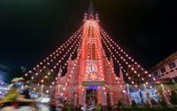 Nhà thờ gần 150 tuổi ở Sài Gòn trước ngày Giáng sinh