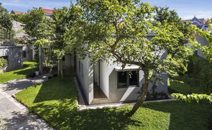 Căn nhà có lối thiết kế độc đáo bậc nhất Việt Nam