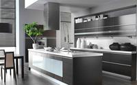 4 yếu tố tạo nên gian bếp hiện đại