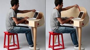 Những mẫu bàn làm việc riêng tư hoàn hảo cho dân văn phòng