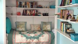Những góc đọc sách khiến ai cũng ước ao