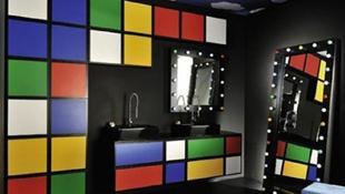 13 cách trang trí khiến cho phòng tắm luôn tươi mới