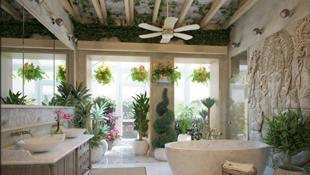Những nhà tắm với thiết kế có một không hai