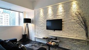 Khéo trang trí phòng khách màu trắng đẹp hiện đại, thanh lịch