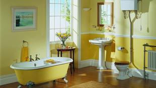 12 mẫu phòng tắm lung linh đầy sắc màu