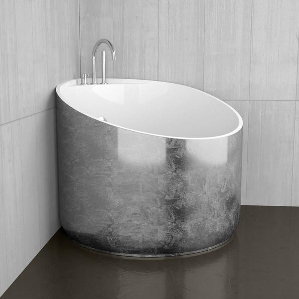 Những mẫu bồn tắm mini tuyệt đẹp không thể bỏ qua