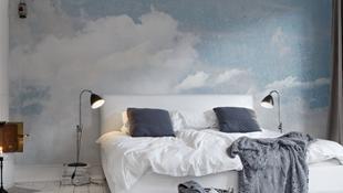 14 phòng ngủ lấy cảm hứng từ những đám mây bồng bềnh